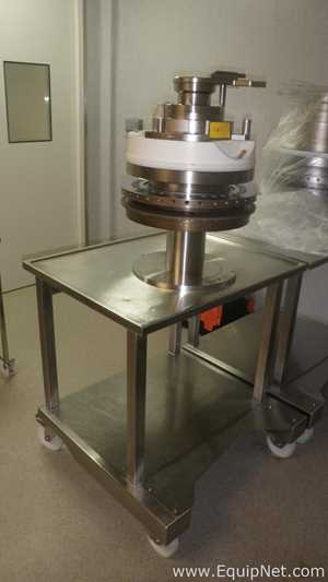 Korsch XL400 Tablet Press Turret