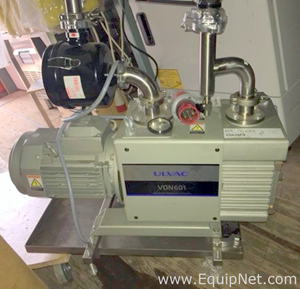 Ulvac Riko Inc VDN601 Vacuum Pump