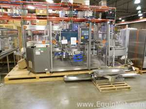 Uhlmann Packaging Systems E4046 Horizontal Case Packer