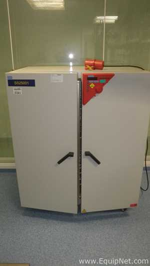 Binder FED 720 Mobile Heating Chamber