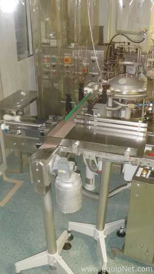 Bosch VSR DO2 Vial Filling and Stoppering Machine