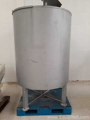 Custom Made 2000 Liter Stainless Steel Storage Tank