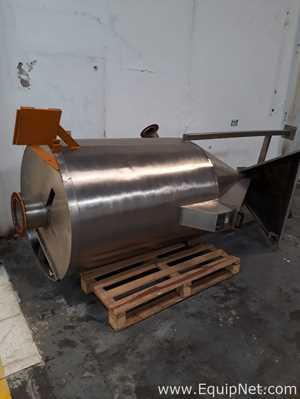 VS Tecnologia Industrial Stainless Steel Vertical Mixer