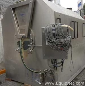 Bohle BTC-600 EX WIP  Perforated Coating Pan