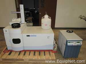 Perkin Elmer Optima 7000 DV ICP Optical Emission Spectroscopy System with Chiller