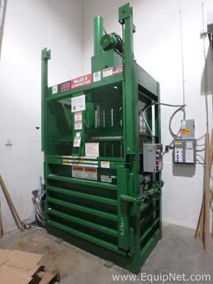 PTR Baler and Compactor