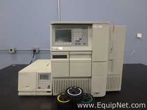 Waters Alliance 2695 HPLC Separation Module With Waters 2487 DAD Detector