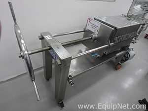 Columbia Filter Co de Mexico 40-40 Stainless Steel 304 Filter Press