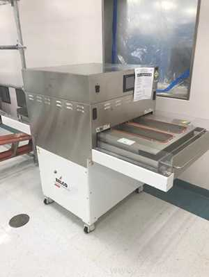 Selladora de Bandejas Belco Packaging Systems 3025