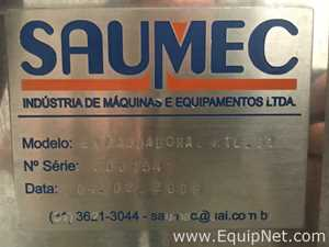 Saumec Complete Line to Filling Carbonated Liquid