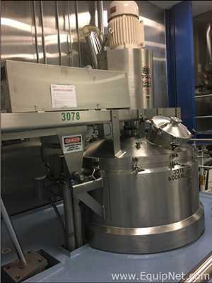 Lee Industries 600 Gallon Tri-Mix Processor