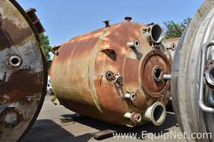 F.B.M 25000 Liters Reactor with Jacket