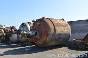 F.B.M 20000 Liters Reactor with Jacket