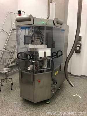 Korsch XL 400 3C Tablet Press