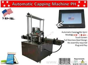 Automatic Capping Machine PH #080101034395