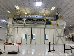 Morehead Multiple Paint Spray Booth