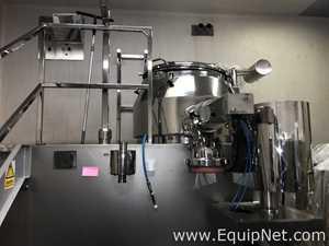 Complete Eurovent 200 Kg granulation line Mod. 600 CMG - 600