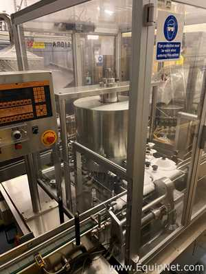 Libra Pharmaceutical Technologies MISTRAL Y16 Bottle Washer,Cleaner,Blower