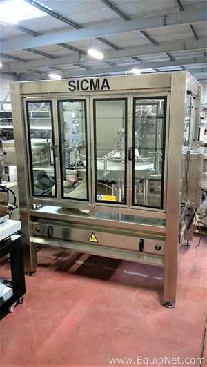 Sicma SpA B01-6/301 Blower