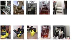 Máquina Vertical Formadora, Llenadora y Selladora  empacomatic g100