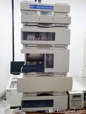 Agilent Technologies 1100 Series HPLC