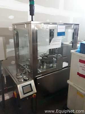 Máquina Encapsuladora y Llenadora de Cápsulas Macofar CD40