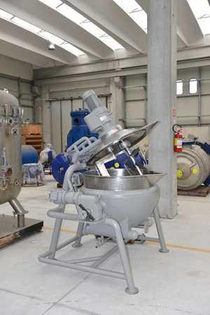 OLSA Reactor 300 Liters