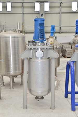 NOVI INDUSTRIA Reactor 350 Liters