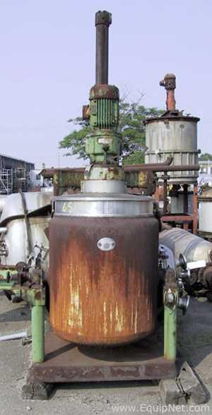 OLSA 500 Liters Reactor