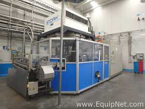 Stork E4-90/75-15 Blow Molding Machine