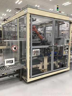 ABB SACPLUS M2000 Case Packer