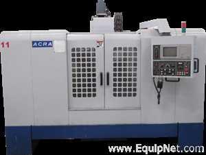 Bearbeitungszentren Acra Machinery Inc. FVMC-1020