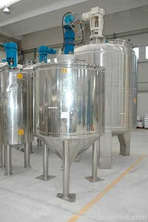 Reactor 2600 Liters