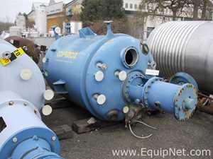 FBM 3000 Liters Reactor with Jacket