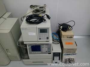 Waters 717 HPLC System