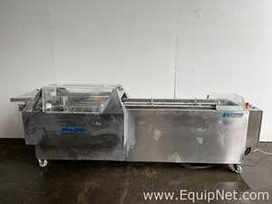 Freemantle SO5 Two Flap In line Carton Sealer with Flighted Infeed No Hot Melt System
