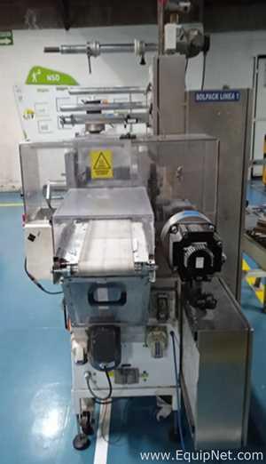 Máquina Empaquetadora Flow Pack - Solpak