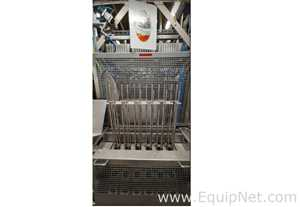 Envasadora Big Drum 6 lines in line filler for cups
