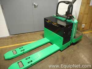 Mitsubishi Caterpillar Forklift America Inc. PMWR40 Electric Pallet Jack