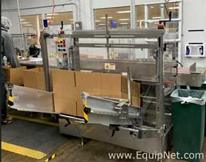 Combi Packaging Systems 2CE Semi-automatic Case Erector and Case Packing System