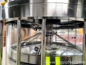 Coluna de Cromatografia GE Healthcare Europe BPG 450/750