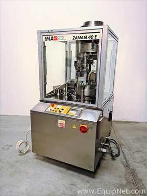 IMA Mod. ZAN 40 E - Capsule Filler