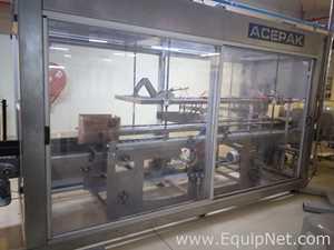 Encajadora Acepack Packing Machine CASE ERECTOR