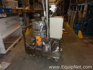 Mixing Vessel Traceheated with Pump