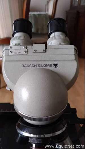 Bausch & Lomb T129080 Microscopio