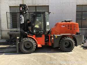 Roberts  Nuoman 6 Ton Forklift