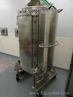 ConeCraft Integrated Systems Inc. Single Use Mixing System