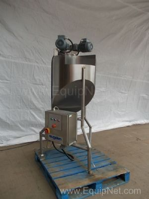 Sugden Engineering 200 Liter Mixing Vessel