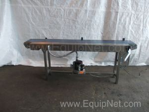 NNP Stainless Variable Speed Conveyor