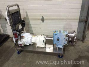 Waukesha 130 Positive Displacement Pump